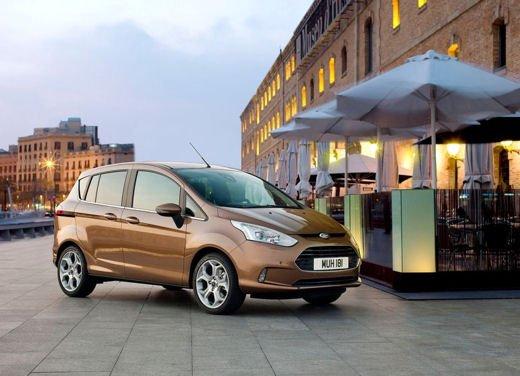 Ford B-Max in promozione al prezzo di 14.200 euro