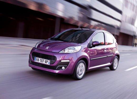 Peugeot 107 in promozione con rate da 185 euro al mese - Foto 4 di 13