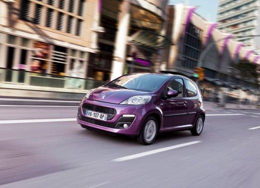 Peugeot 107 in promozione con rate da 185 euro al mese - Foto 5 di 13