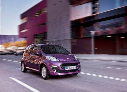Peugeot 107 in promozione con rate da 185 euro al mese - Foto 6 di 13