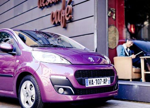 Peugeot 107 in promozione con rate da 185 euro al mese - Foto 7 di 13
