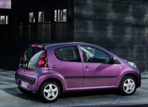 Peugeot 107 in promozione con rate da 185 euro al mese - Foto 8 di 13