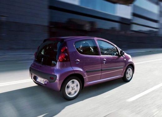 Peugeot 107 in promozione con rate da 185 euro al mese - Foto 9 di 13