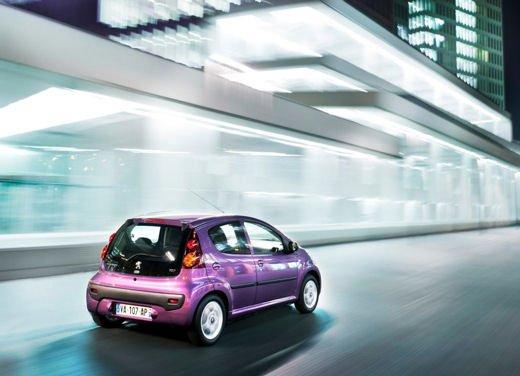 Peugeot 107 in promozione con rate da 185 euro al mese - Foto 10 di 13