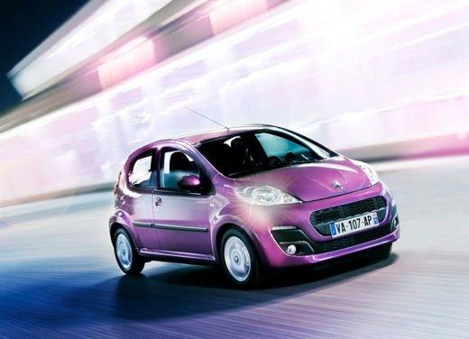 Peugeot 107 in promozione con rate da 185 euro al mese - Foto 13 di 13