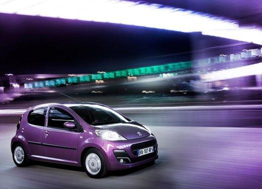 Peugeot 107 in promozione con rate da 185 euro al mese - Foto 2 di 13
