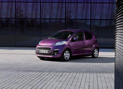Peugeot 107 in promozione con rate da 185 euro al mese - Foto 3 di 13