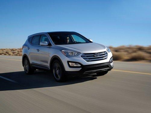 Nuova Hyundai Santa Fe prezzi e consumi - Foto 1 di 15