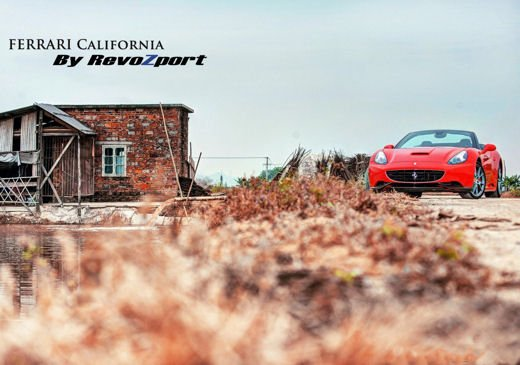Ferrari California tuning by Revozport - Foto 10 di 15