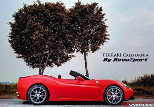 Ferrari California tuning by Revozport - Foto 11 di 15