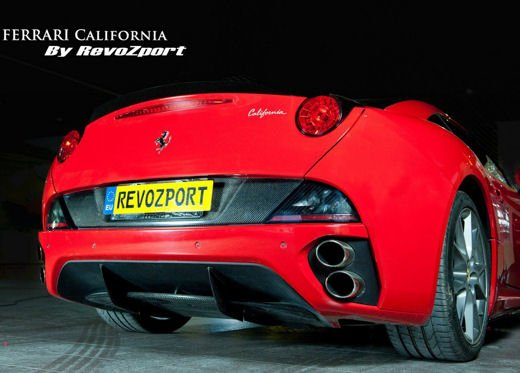 Ferrari California tuning by Revozport - Foto 13 di 15