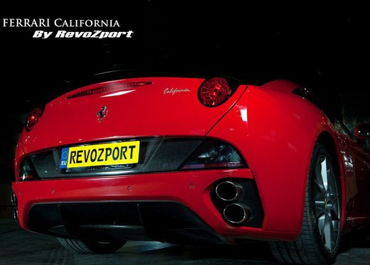 Ferrari California tuning by Revozport - Foto 14 di 15