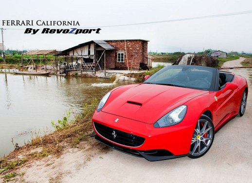 Ferrari California tuning by Revozport - Foto 2 di 15