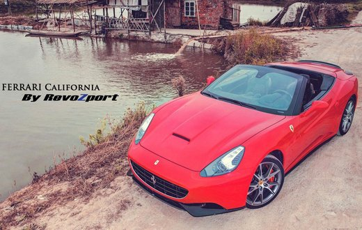 Ferrari California tuning by Revozport - Foto 8 di 15