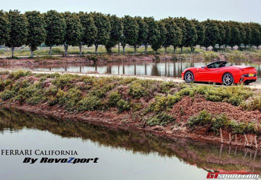 Ferrari California tuning by Revozport - Foto 9 di 15