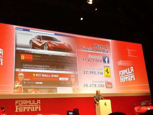 Montezemolo si dimette, Marchionne nuovo presidente Ferrari - Foto 2 di 16