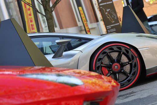 Pirelli e Lamborghini, 50 anni di pneumatici e motori da sogno