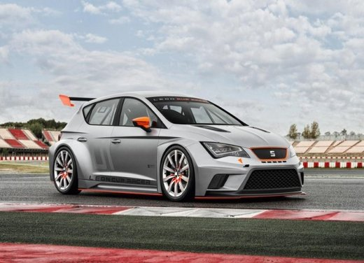 Seat Leon Cup Racer al Worthersee 2013