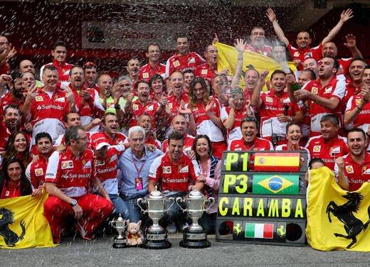 F1, Gp di Spagna: le pagelle di infomotori.com