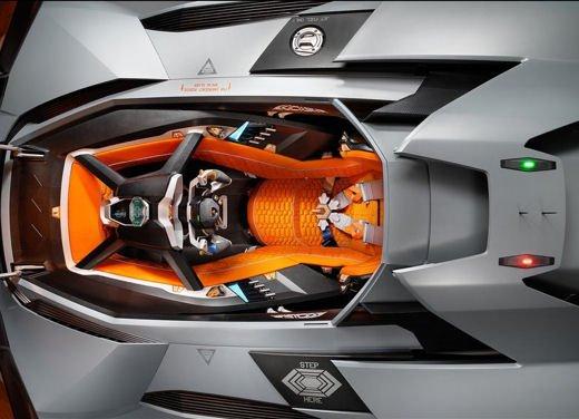 Lamborghini Egoista Infomotori