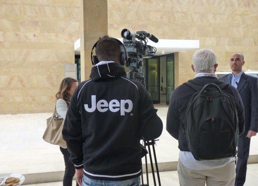 Nuova Jeep Grand Cherokee, prova su strada del Suv premium - Foto 10 di 26
