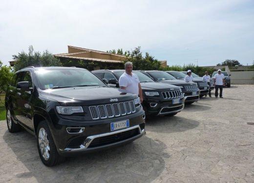 Nuova Jeep Grand Cherokee, prova su strada del Suv premium - Foto 4 di 26
