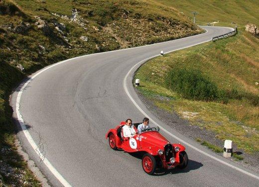 Coppa d'Oro delle Dolomiti: la gara d'auto 2013 parte da Cortina d'Ampezzo