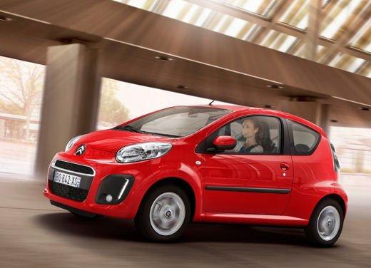 Citroen C1 in promozione a 8.190 euro con 2.000 euro di sconto - Foto 10 di 14