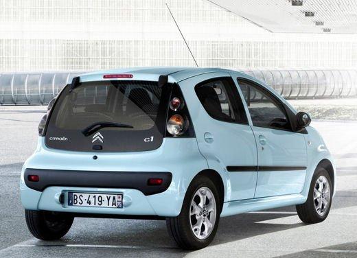 Citroen C1 in promozione a 8.190 euro con 2.000 euro di sconto - Foto 5 di 14