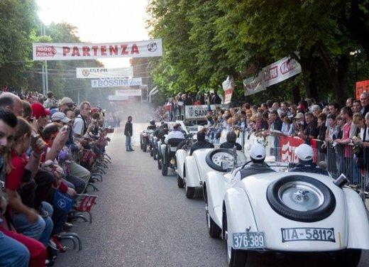 Mille Miglia 2015 presentata ufficialmente - Foto 8 di 15