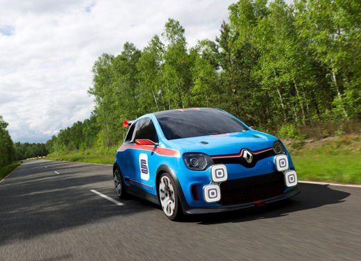 Renault Twin'RUN Concept - Foto 18 di 25