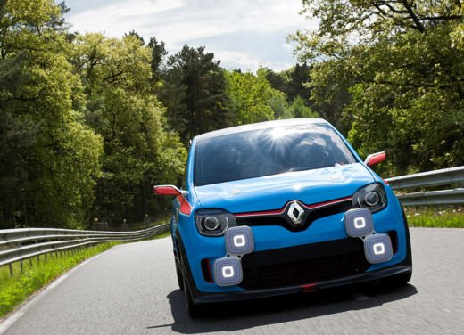 Renault Twin'RUN Concept - Foto 20 di 25