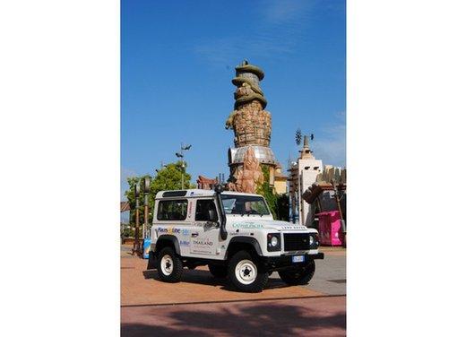 Sognando la Thailandia su una Land Rover Defender - Foto 11 di 14