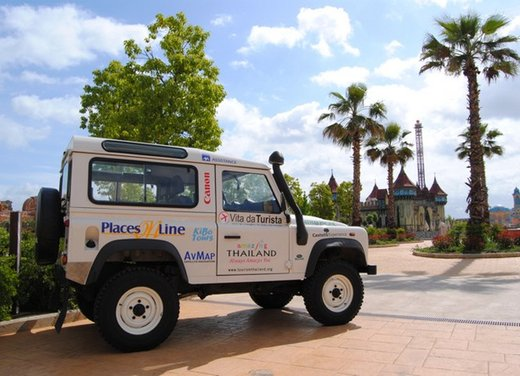 Sognando la Thailandia su una Land Rover Defender - Foto 5 di 14