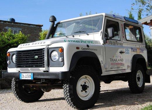 Sognando la Thailandia su una Land Rover Defender - Foto 8 di 14