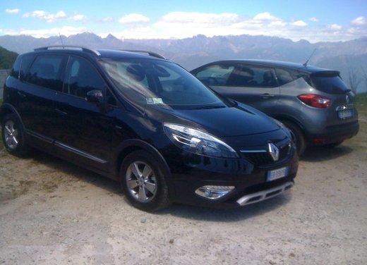 Provata su strada la nuova Renault Scenic XMod Cross
