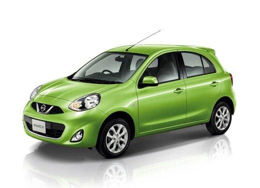 Nissan Micra GPL in promozione al prezzo di 9.450 euro