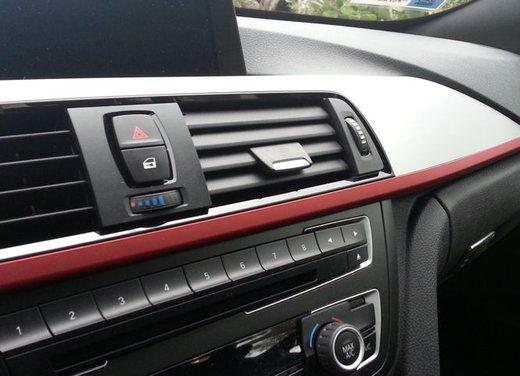 BMW Serie 3 Gran Turismo prova su strada della berlina tedesca - Foto 11 di 22