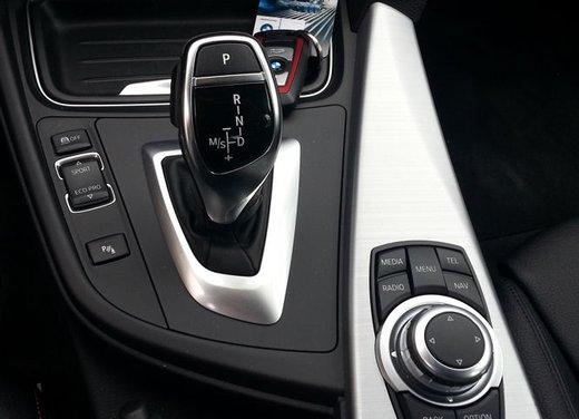 BMW Serie 3 Gran Turismo prova su strada della berlina tedesca - Foto 12 di 22