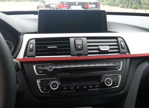 BMW Serie 3 Gran Turismo prova su strada della berlina tedesca - Foto 14 di 22