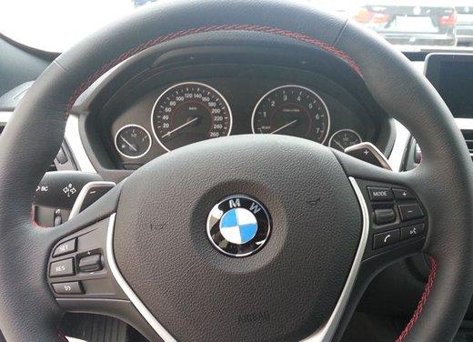 BMW Serie 3 Gran Turismo prova su strada della berlina tedesca - Foto 15 di 22