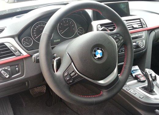 BMW Serie 3 Gran Turismo prova su strada della berlina tedesca - Foto 16 di 22