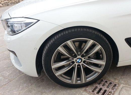 BMW Serie 3 Gran Turismo prova su strada della berlina tedesca - Foto 17 di 22
