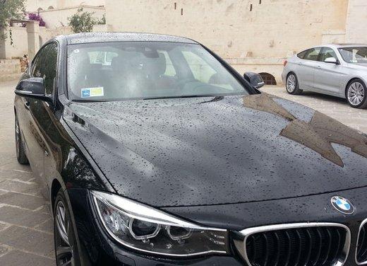 BMW Serie 3 Gran Turismo prova su strada della berlina tedesca - Foto 18 di 22