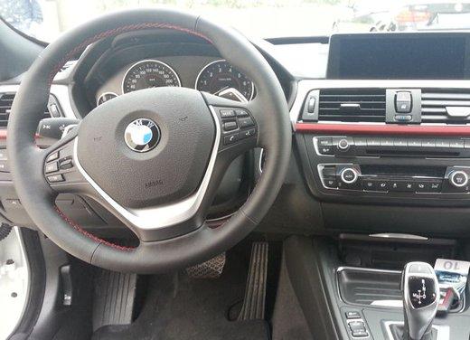 BMW Serie 3 Gran Turismo prova su strada della berlina tedesca - Foto 22 di 22