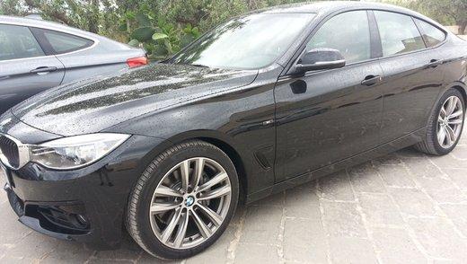 BMW Serie 3 Gran Turismo prova su strada della berlina tedesca - Foto 19 di 22