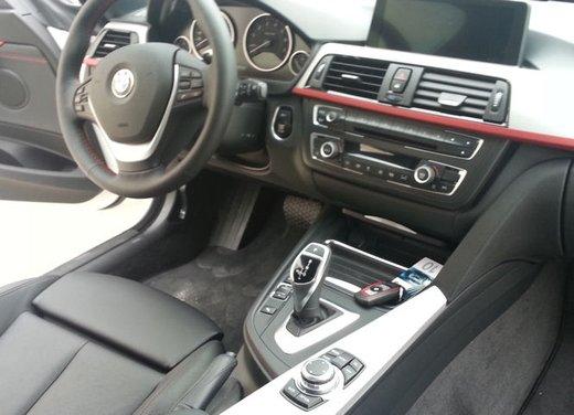 BMW Serie 3 Gran Turismo prova su strada della berlina tedesca - Foto 1 di 22
