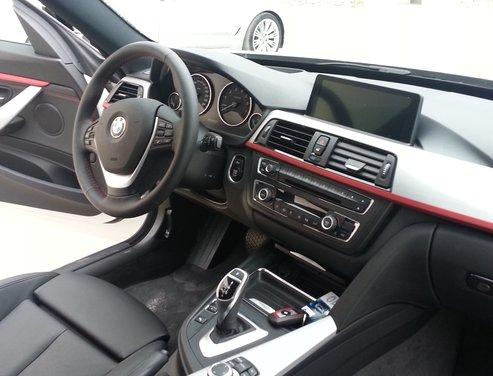 BMW Serie 3 Gran Turismo prova su strada della berlina tedesca - Foto 2 di 22