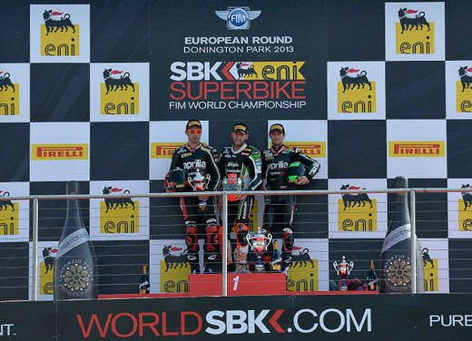 SBK 2013 Germania al Nurburgring doppio incidente in Gara 1 e 2, Tom Sykes primo in classifica - Foto 10 di 23