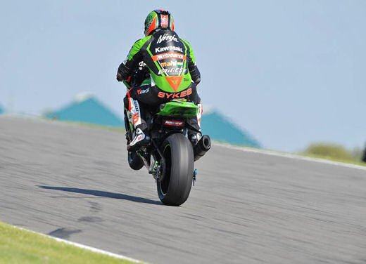 SBK 2013 Germania al Nurburgring doppio incidente in Gara 1 e 2, Tom Sykes primo in classifica - Foto 15 di 23